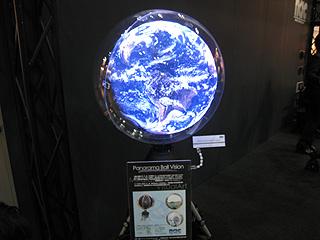 Panoramaballvision