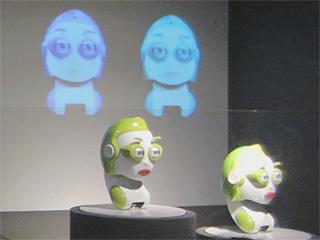Kaorobot